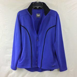 Women's LG zip front jacket